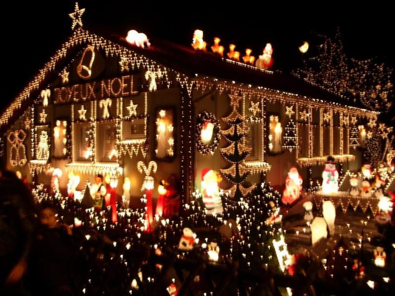 Weihnachten ist berall 46 mal pure freude ber das - Les plus belle decoration de noel ...