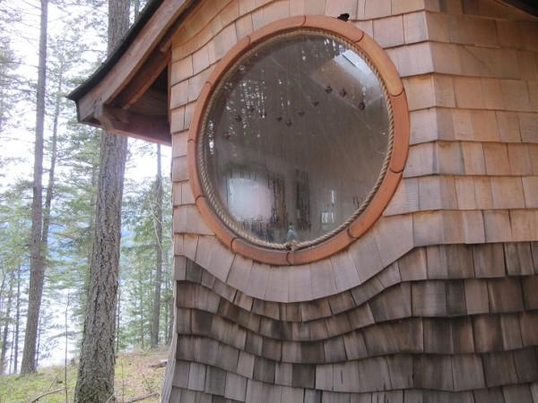 Traum-Ökohaus mitten im Wald - für ganz kleines Geld wird ein ...