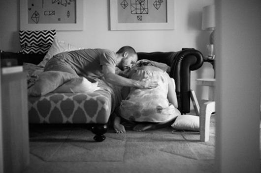 erin bekam pl tzlich ihre wehen aber weigerte sich ins krankenhaus zu gehen schau dir an was. Black Bedroom Furniture Sets. Home Design Ideas